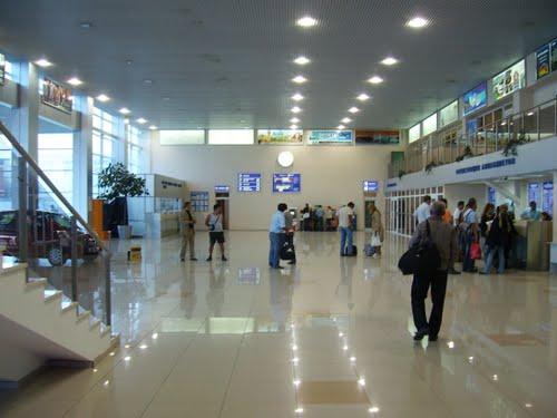 аэропорт астраханский