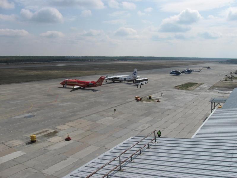 белоярский аэропорт