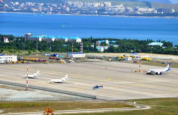 черное море аэропорт